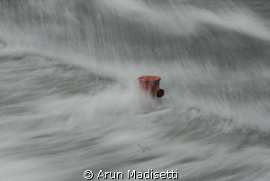 More from hurricane Sandy gathering strength by Arun Madisetti 